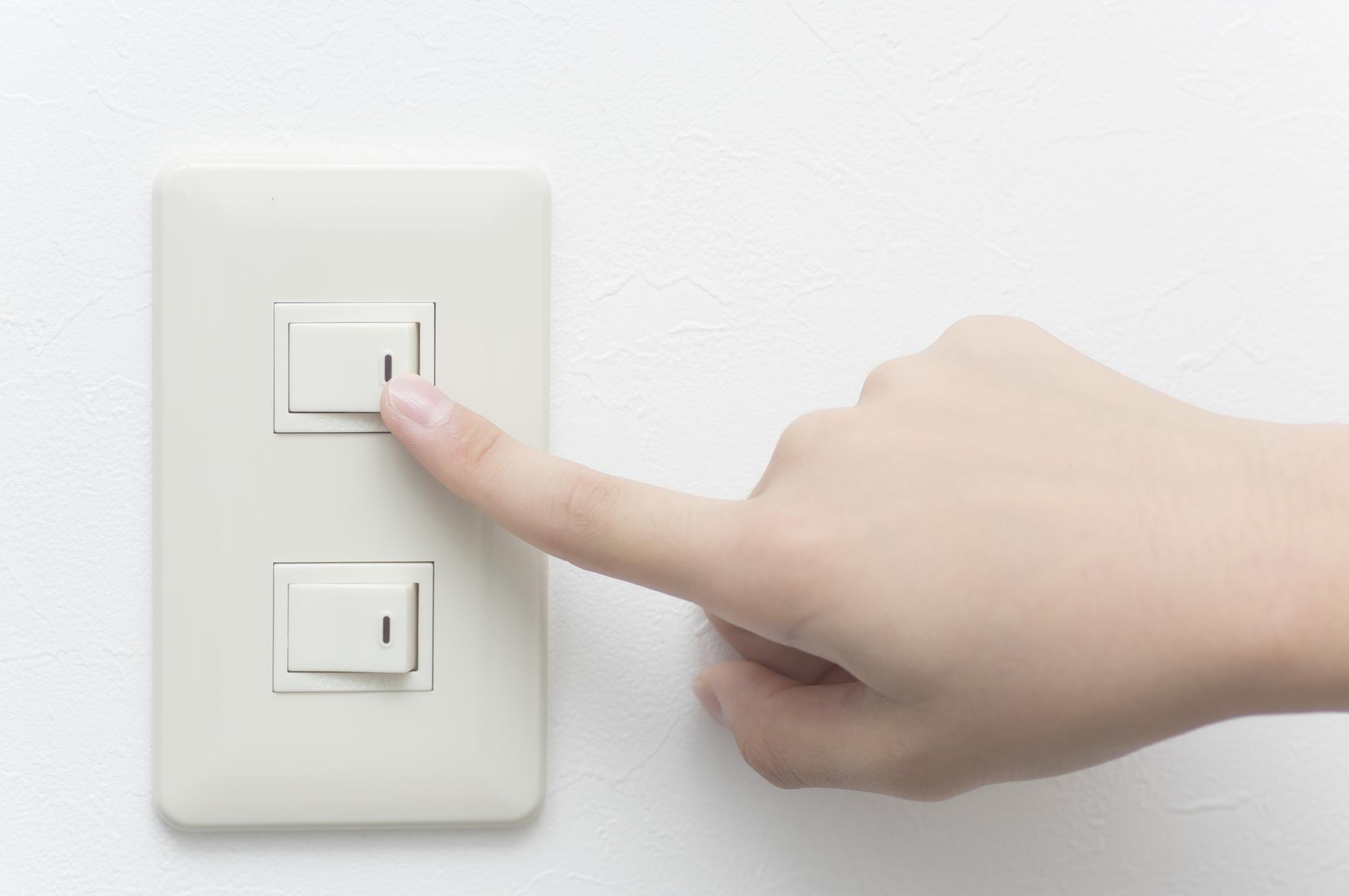 【照明スイッチの種類とメリット、ご存知ですか?】